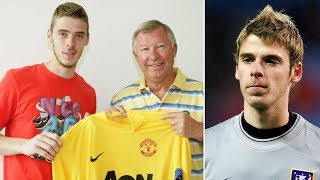 The incredible effort Sir Alex made for David de Gea - Oh My Goal