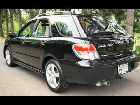 2006 Subaru Impreza 2.5 I, Wagon 2 Owners, 99k Low Miles. for sale in Milwaukie, OR