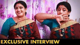 தமிழில் கொஞ்சம் Over-ah நடிக்கனும்   Actress Praveena Interivew   Priyamanaval Serial Uma
