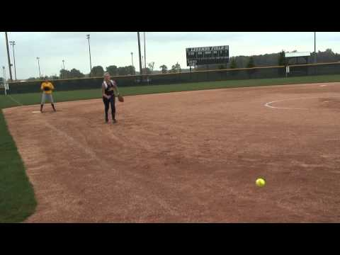 College Skills Video - Morgan Hubble - Pendleton Heights High School - Third & First Base