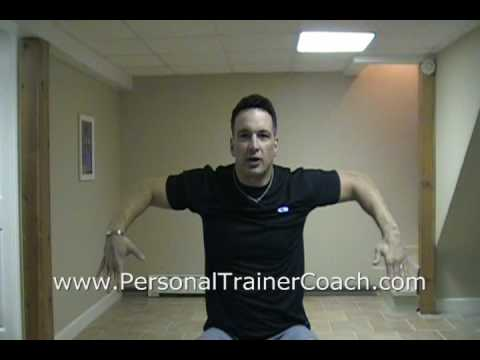 Scarecrows, Level 2 Dynamic Flexibility Exercise From the book,