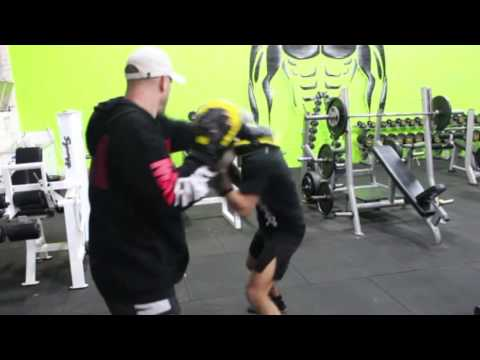 MA1 - Samurai Boxing Glove Test