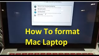How To Os Install Mac Book Pro Laptop In Hindi |technical Gyan|