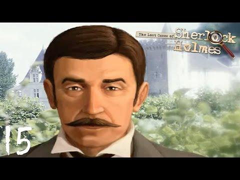 King Authur's Arrow | The Lost Cases of Sherlock Holmes Walkthrough [15]