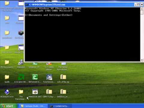 How To Delete Accounts With Windows XP