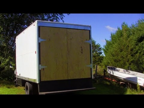 Box Truck And Shed Updates