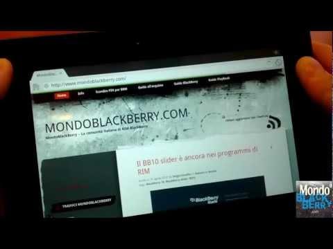 Browser Playbook 2.0 VS Dolphin Browser e Maxthon Browser - MondoBlackBerry.com