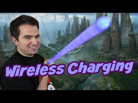 "Wireless Charging Galaxy 📲 ""Magic Power"