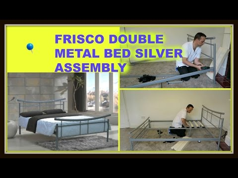 Amazon FRISCO Double bed assembly
