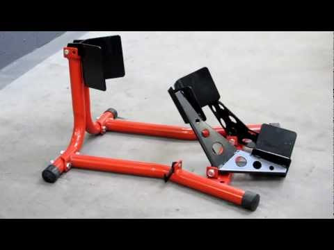 My Motorhome trailer hitch motorcycle