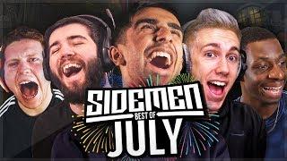 SIDEMEN BEST OF JULY 2018