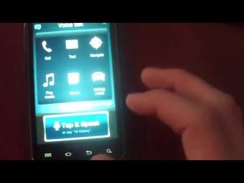 Disable Voice Talk on Samsung Galaxy Phones
