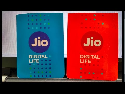 Difference Between Blue and Orange Reliance Jio sim
