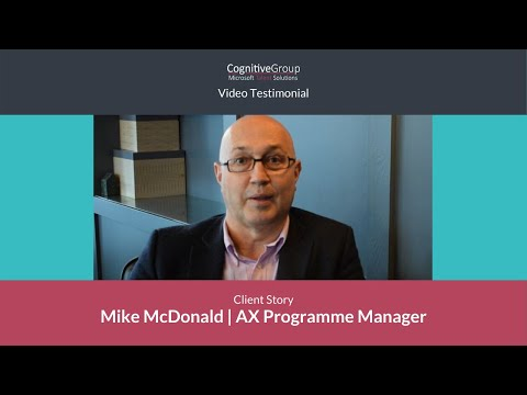 Microsoft Talent Solutions   Mike McDonald's Story