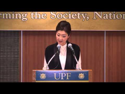 Sun Jin Moon - Founder's Address