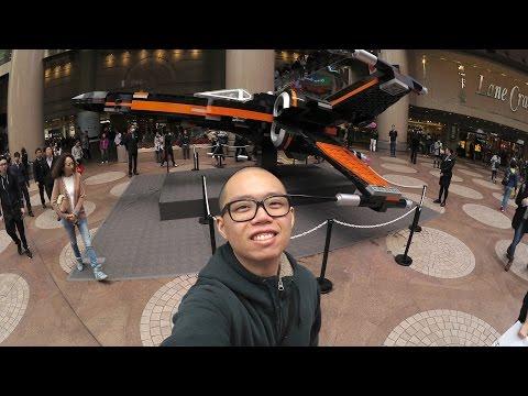 VLOG: Star Wars in Times Square Hong Kong