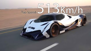 [2020] Top 10 Fastest Production Cars in the world | Bugatti Chiron 300++ , Jesko | The top ones