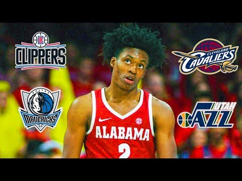 4 PERFECT Prospect-Team Combinations In The 2018 NBA Draft