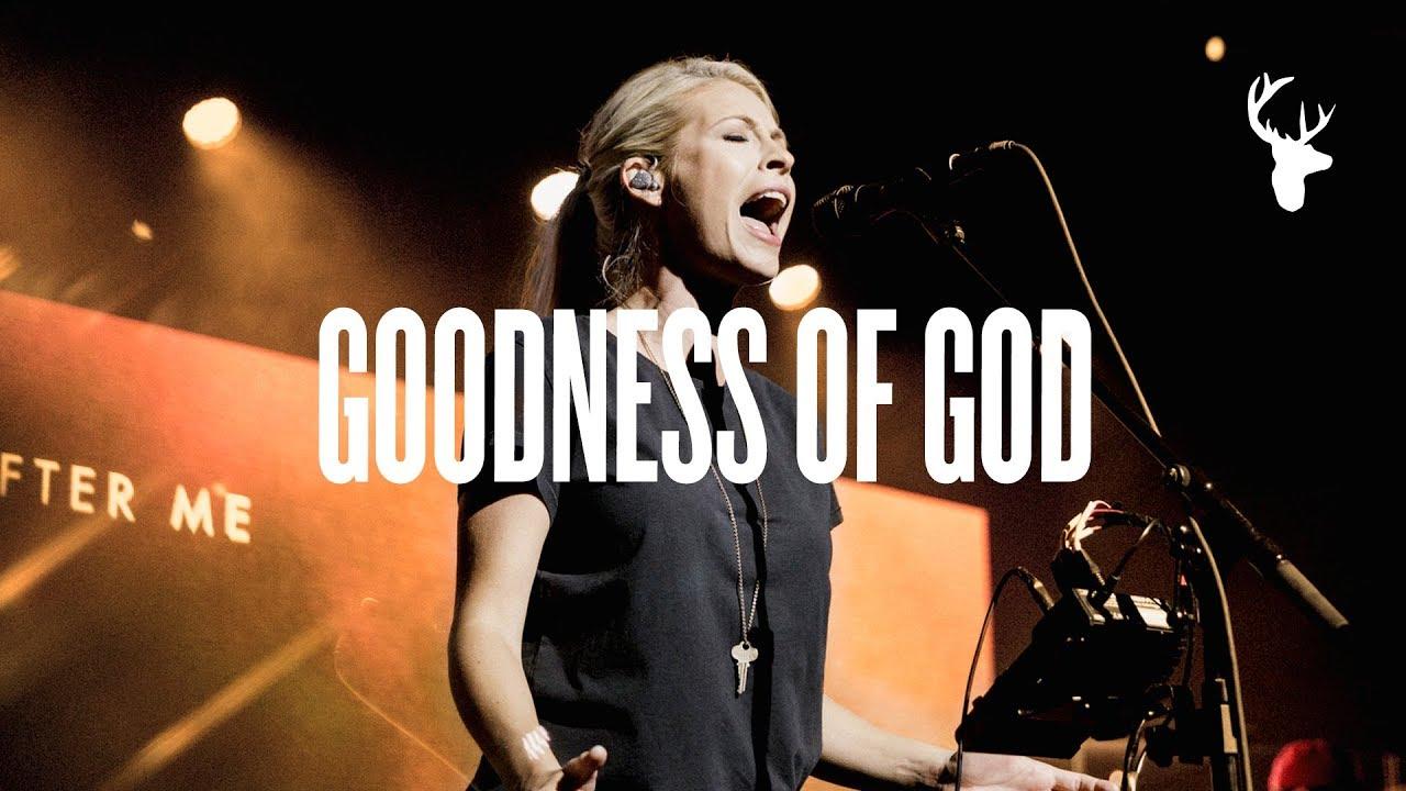 Goodness Of God (LIVE) - Jenn Johnson | VICTORY