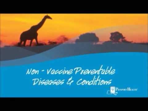 Travel Health Tips: Non Vaccine Preventable Diseases