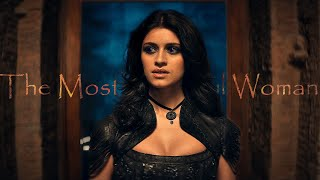 Yennefer of Vengerberg - The Most Powerful Woman
