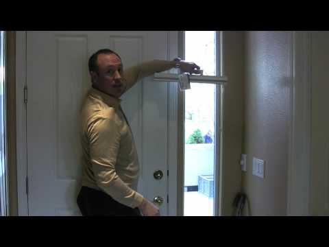 Sidelight Window Treatments