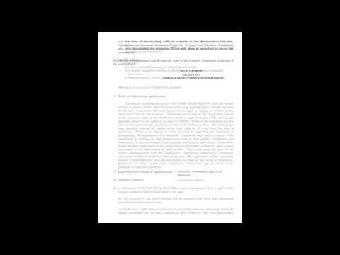 Kerala PSC Notification 447/2016