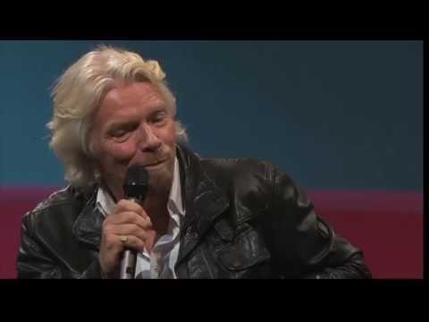 Sir Richard Branson on