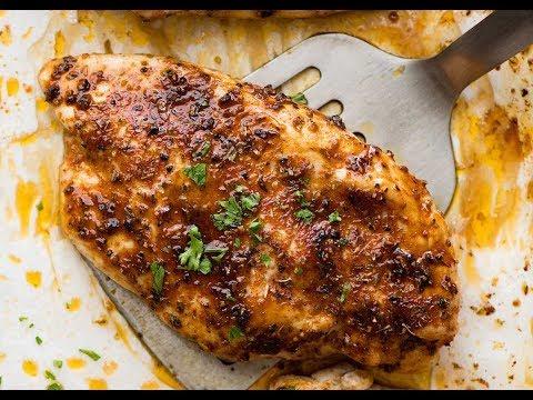 Juicy Baked Chicken Breast
