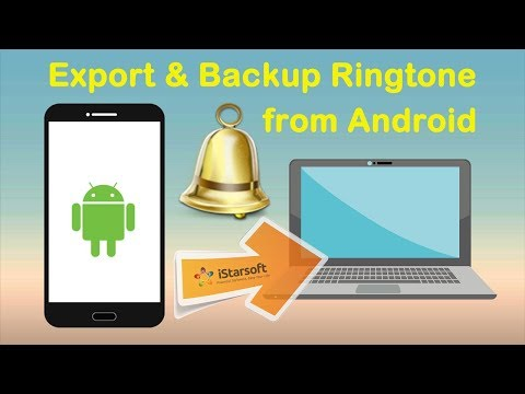 How to Export & Backup Ringtone from Android