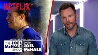 The Joel McHale Show With Joel McHale | Ultimate Beastmaster | Netflix