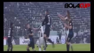 Juventus 3 - 1 Atalanta All Goals & Highlights - Serie A   04/12/16
