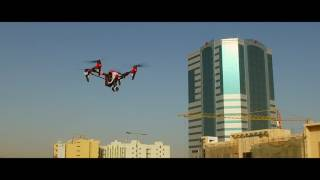 Ajman Police Drone In Action