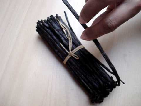 Buy Vanilla beans : how to check the quality of a bean