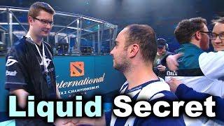 LIQUID vs SECRET - TI7 DOTA 2 - SUPER GAME!
