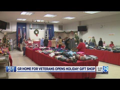 Christmas Shop for GR Veterans