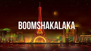 Boomshakalaka (Letra/Lyrics ) - Dimitri & Like Mike, Afro Bros & Sebastián Yatra, Camilo & Emilia
