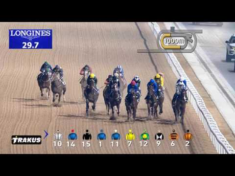 Race 2 - UAE 1000 Guineas Trial District One Villas