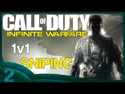 CoD:IW Multiplayer - 1v1 Sniping