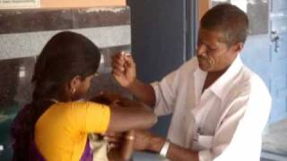 Polio- The drive for vaccination India