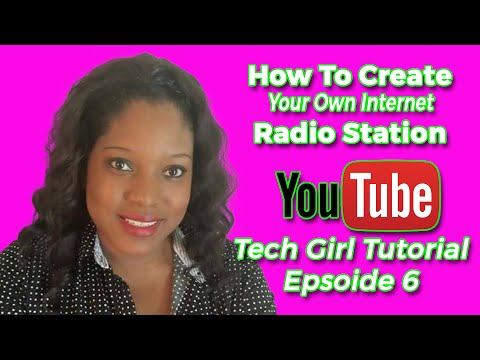 How To Start An Internet Radio Station From Home