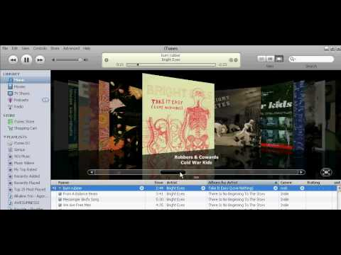 How To Add an Album to iTunes