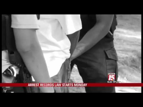 New Ala. Law Permits Clearing Arrest Record