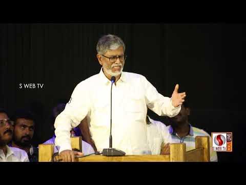 Traffic Ramaswamy audio launch | S.A. Chandrasekhar Speech| Vicky | S WEB TV