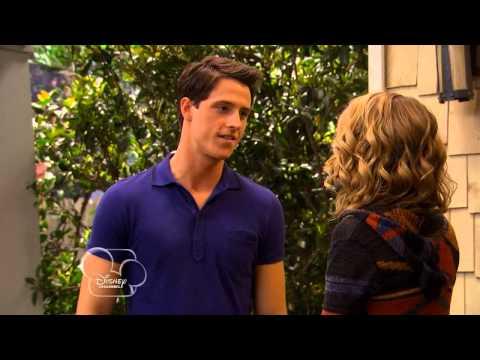 Good Luck Charlie - Teddy and Spencer get back together