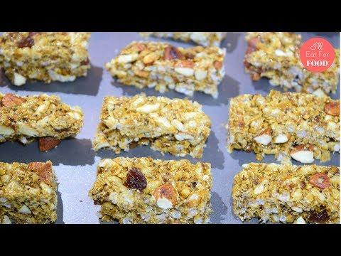 Granola Bars - Organic │Episode 078│ I'll Eat For Food