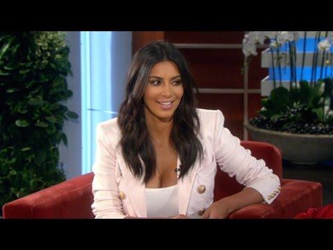 Kim Kardashian West's Revealing Spray Tan Experience