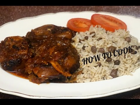 HOW TO MAKE JAMAICAN BROWN STEW COW FOOT RECIPE JAMAICAN ACCENT 2016