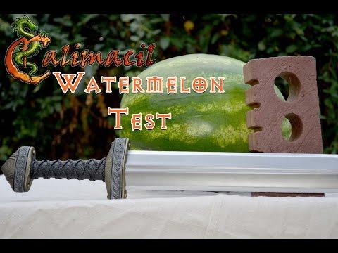 Calimacil Vs. Watermelon Test