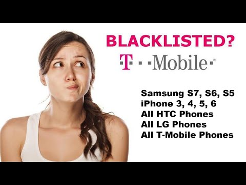 T-Mobile IMEI Repair Proof Video